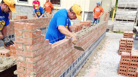 National champion bricklayer ready to defend his title