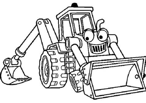 Ausmalbilder Kostenlos Traktor 14