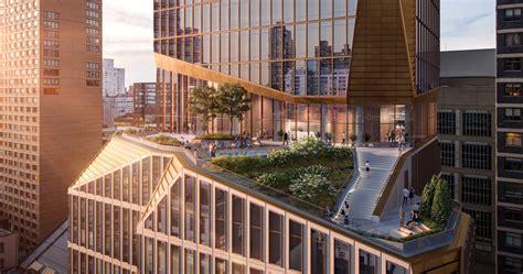 Snøhetta Plans ' West Th Street' Tower For New York