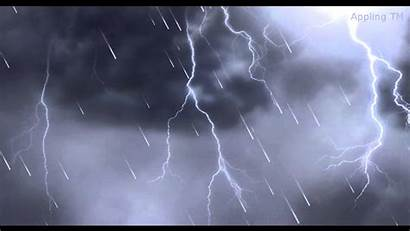 Lightning Storms Storm Thunder Wallpapers Backgrounds Picserio