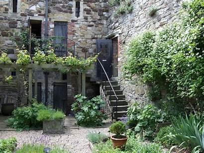 Herb Medieval Garden Gardens Herbs