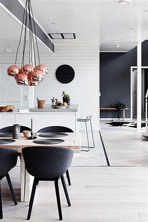 Decor In Black And White by 7 Home Decor Trends That Will Be This