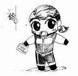 Seth Rollins Wwe Pages Coloring Roman Reigns Deviantart Kane Shield Wrestling Tapla Superstars Chibi Sketch Drawings Template Sethie Angie sketch template