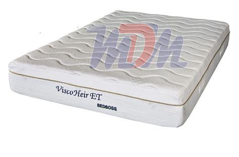 Bed Boss Mattress Heir Et Bed Boss Memory Foam Eurotop