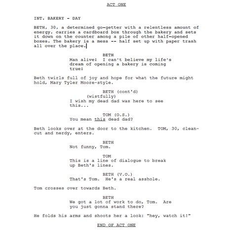 tv script template for pages how to write a tv pilot pt 5 writing the script