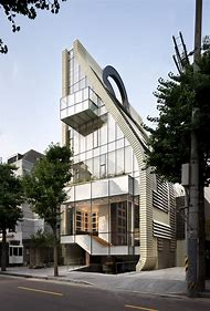 Seoul Korea Architecture Design