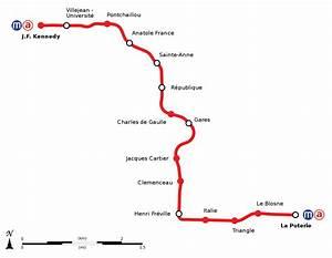 File Ligne A Du M U00e9tro De Rennes Svg