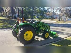 2018 John Deere 4044m For Sale In Tallahassee  Fl