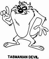 Cartoon Taz Tazmanian Clipart Christmas Devil Tasmanian Coloring Personaggi Clip Vector Warner Bros Recommended Albums Vectors Library Colorare Template sketch template