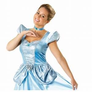 Deguisement Princesse Disney Adulte : d guisement cendrillon disney femme d guisements adulte ~ Mglfilm.com Idées de Décoration