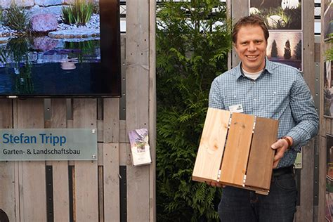 Garten Und Landschaftsbau Tripp by Die Ersten Garten Events 2015 Stefan Tripp Garten Und