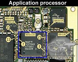 What Is An Application Processor In Mobile Phones Circuit