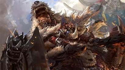 4k Durotan Warcraft Wow Orc Saurfang Ultra