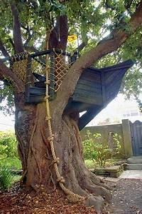 Baumhäuser Für Kinder : kletterbaum natur spielpl tze pinterest ~ Eleganceandgraceweddings.com Haus und Dekorationen