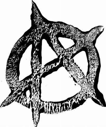 Anarchy Symbol Grunge Transparent 2070 Onlygfx Px