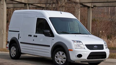2010 Ford Transit Connect Arrives Ready For Work