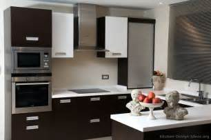 black cupboards kitchen ideas black and white kitchen designs ideas and photos