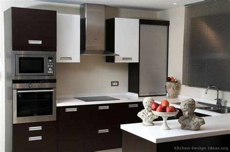 black  white kitchen designs ideas