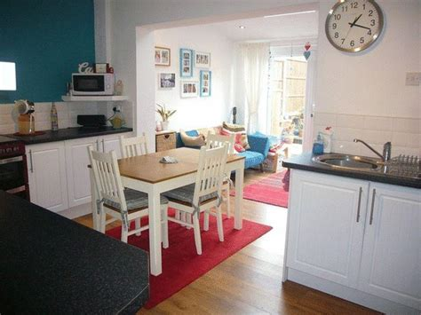 l shaped kitchen diner designs 3 bedroom house for in hallfields rothley le7 8843