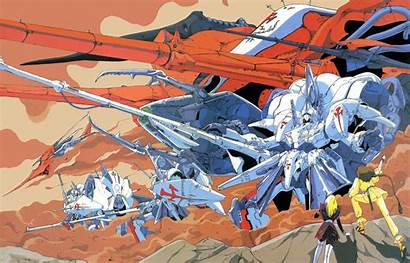Star Five Stories Mech Wallpapers Nagano Mecha