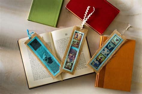 lesezeichen basteln grundschule simple burlap diy bookmarks with photos mod podge rocks