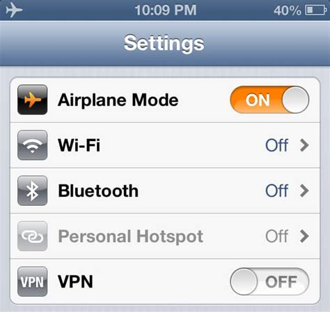 airplane mode iphone suffering from electronic insomnia some tips may help you