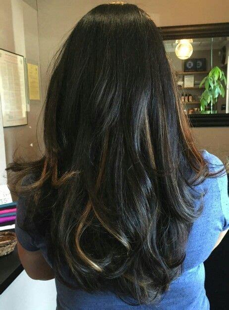 les meilleures idees de balayage cheveux pour ce printemps