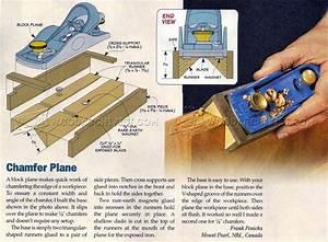 Chamfer Plane DIY • WoodArchivist
