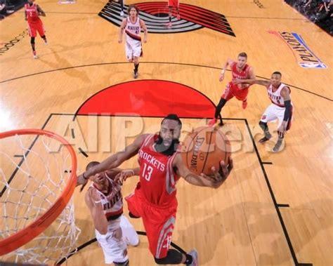 2014 NBA Playoffs Game 6: May 2, Houston Rockets vs ...