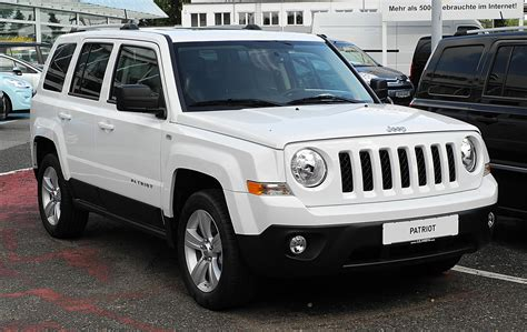 jeep commander vs patriot file jeep patriot 2 2 crd limited facelift