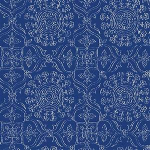 NuWallpaper Blue Byzantine Peel And Stick Wallpaper NU1816