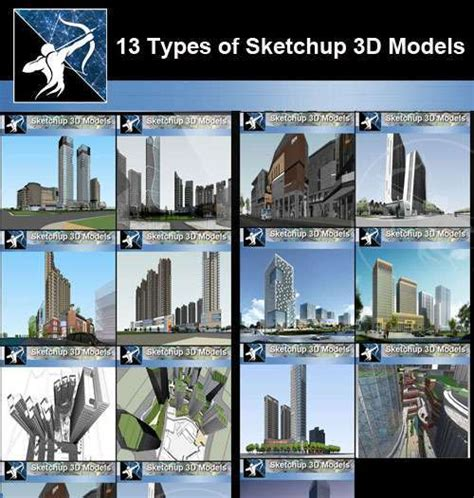 ★Best 13 Types of Skyscraper Architecture and tall