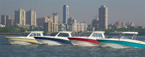 Speed Boat Mumbai by Mumbai Mandwa Speedboat Up And Drop Yacht Tours