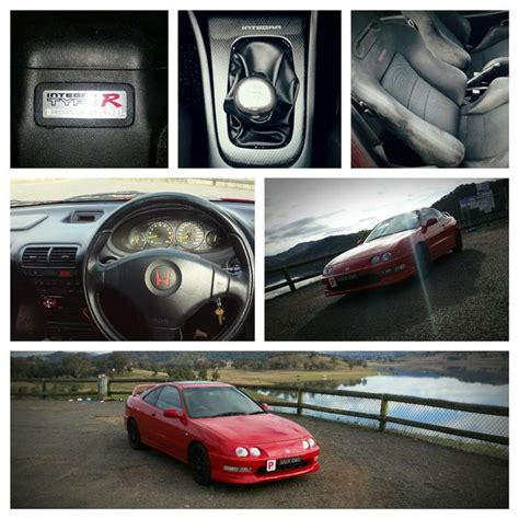 My Honda Integra Dc2 Type R My First Car, Im 17 And On My