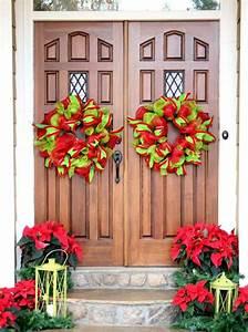 Deco Porte Interieur Noel Ide Inspirante