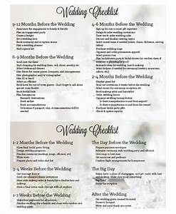 Party Planning Checklist Pdf Sample Wedding Planning Checklist 8 Examples In Pdf Excel