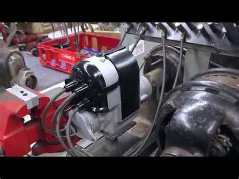 Ihc F4 Magneto On Test Bench Youtube