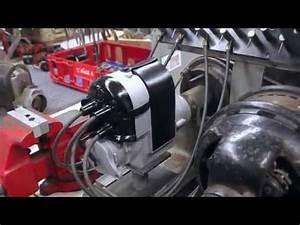 Ihc F-4 Magneto On Test Bench