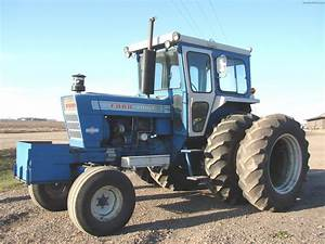 1974 Ford 7000 Tractors - Row Crop   100hp