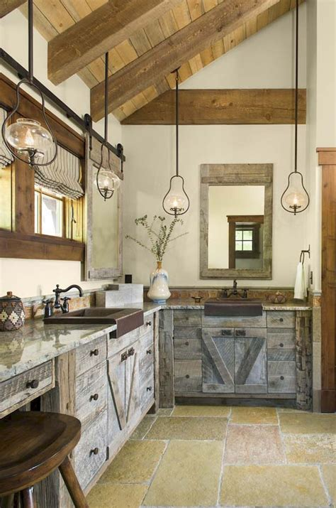 rustic kitchen cabinets farmhouse style ideas  forest houses  kitchen rustic