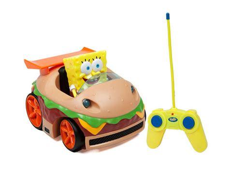 Spongebob Krabby Patty Rtr Electric Rc Buggy