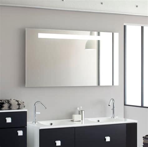 miroir salle de bain eclairage integre miroir sanijura le de d 233 co et saveurs
