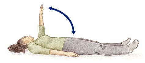 Bed Exercises For Morning Stiffness