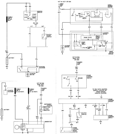 ididit gm steering column wiring diagram chevy ignition