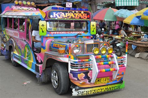 jeepney philippines philippine tuna fishing get your engines ready