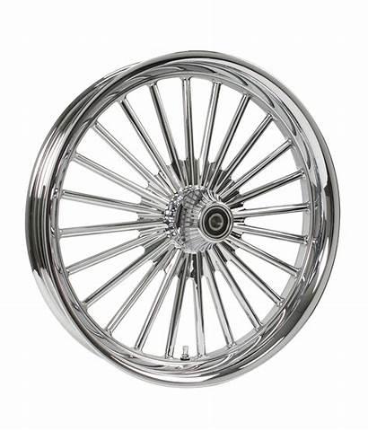 Spoke Fat Wheels Chrome Colorado Spoked Customs