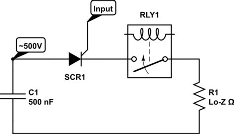 Handling High Pulse Current Through Relay Contacts