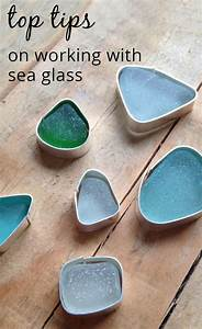 Great, Tips, On, Working, With, Sea, Glass, From, The, Kernowcraft, Blog