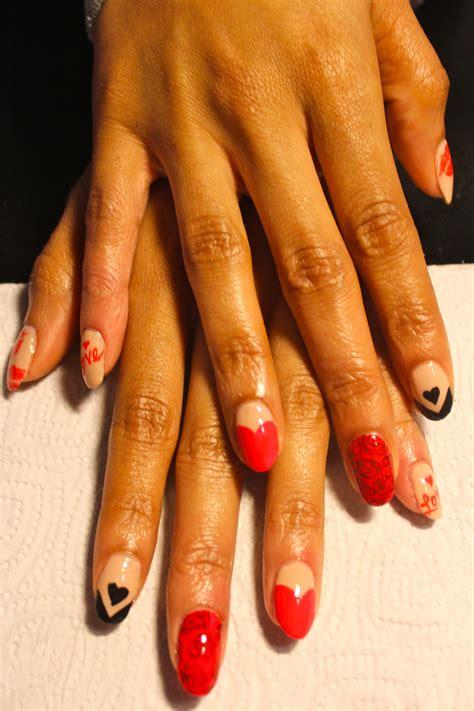 cast  love spell   nails   cute nail art ideas