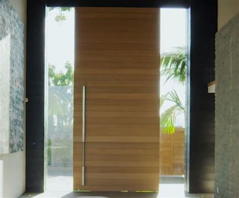 Large Exterior Doors by Large Oversized Doors Non Warping Patented Wooden Pivot
